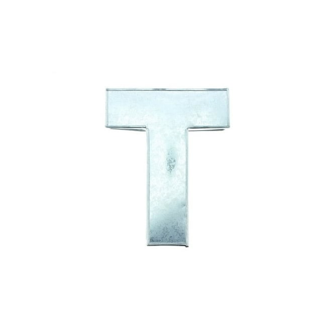 The Cake Decorating Co. Capital Letter T Baking Tin Small