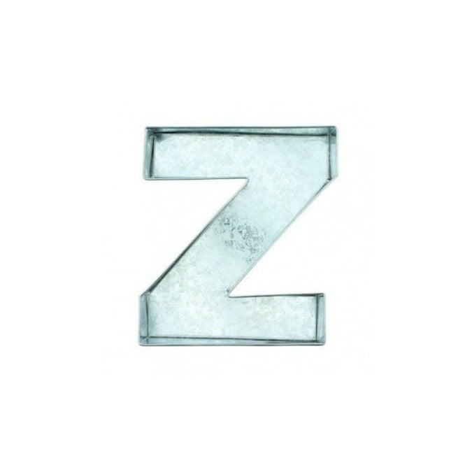 The Cake Decorating Co. Capital Letter Z Baking Tin Small