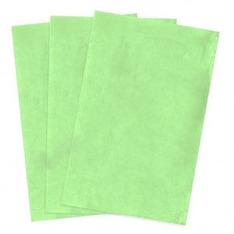 Green Edible A4 Wafer Paper - Pack Of 100