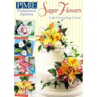 Professional Diploma Sugar Flowers Cake Decorating Kit - PME