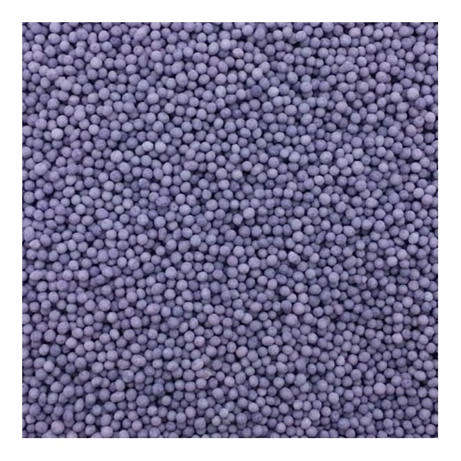 The Cake Decorating Co. Soft Lavender Non Pareil Sprinkles - 100g