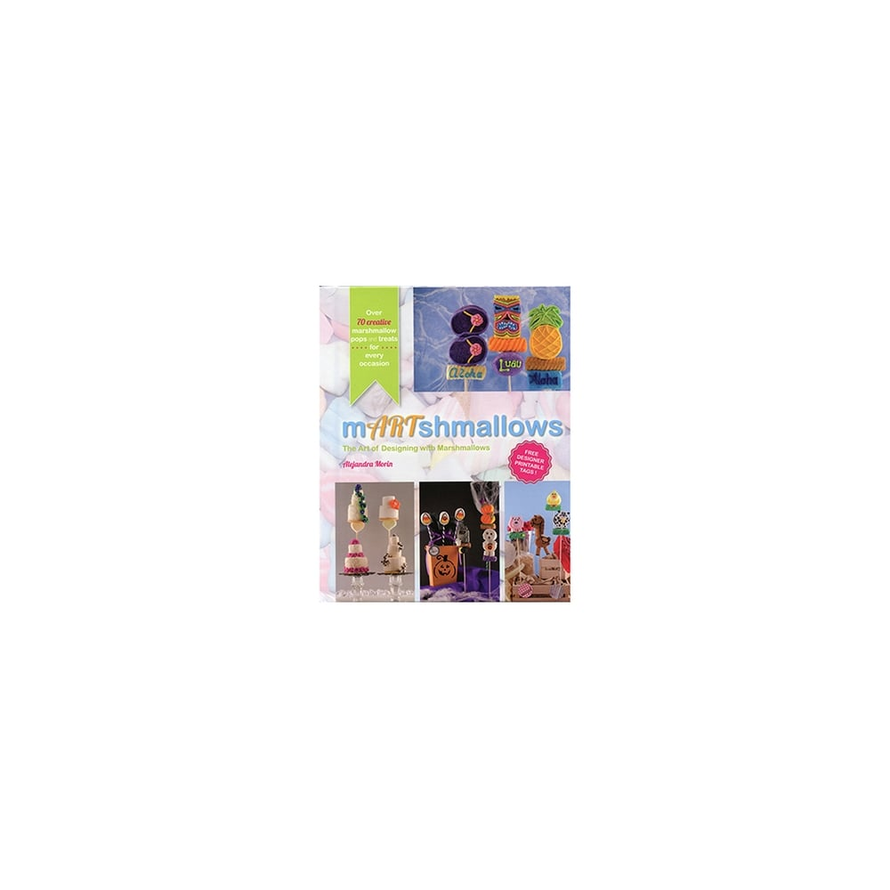 The Essentials Of Cake Decorating Book : Americolor The Art Of Designing With Marshmallows Book By ...
