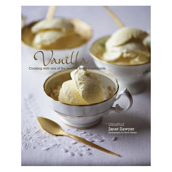 LittlePod  Vanilla Cooking Book By Janet Sawyer LittlePod