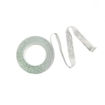 White Silver Sparkle Tape - PME