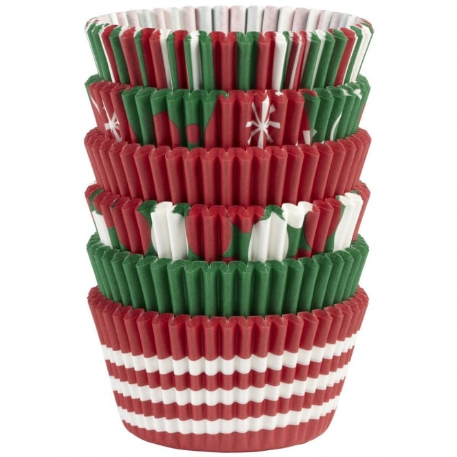 Wilton Christmas Baking Cases