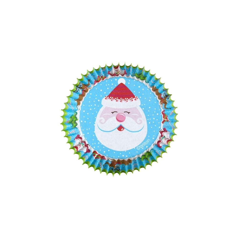 Cake Decorating Company Geebung : Wilton Christmas - Santa Baking Cases - Baking ...