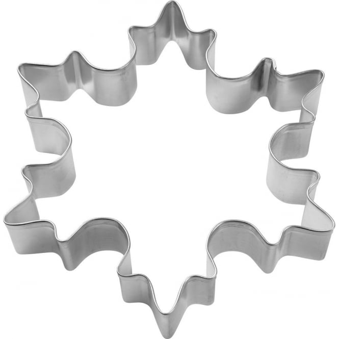 Wilton Christmas - Snowflake Cookie Cutter Set Of 3