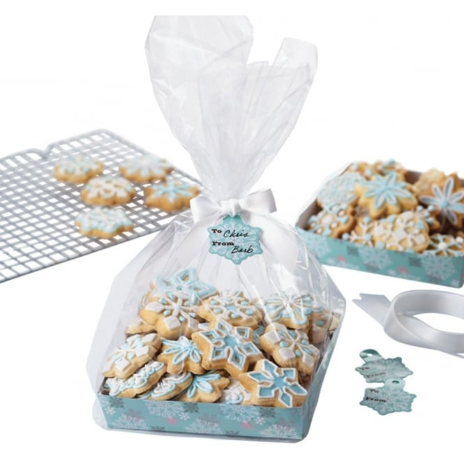 Wilton Christmas - Snowflake Cookie Tray Pack