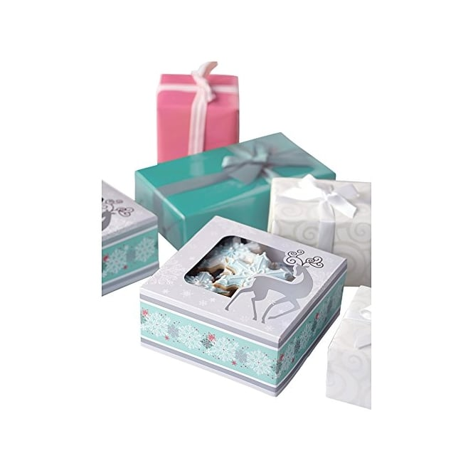 Wilton Christmas - Winter Wonderland Treat Boxes