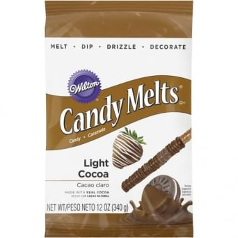 Light Cocoa - Candy Melts 340g