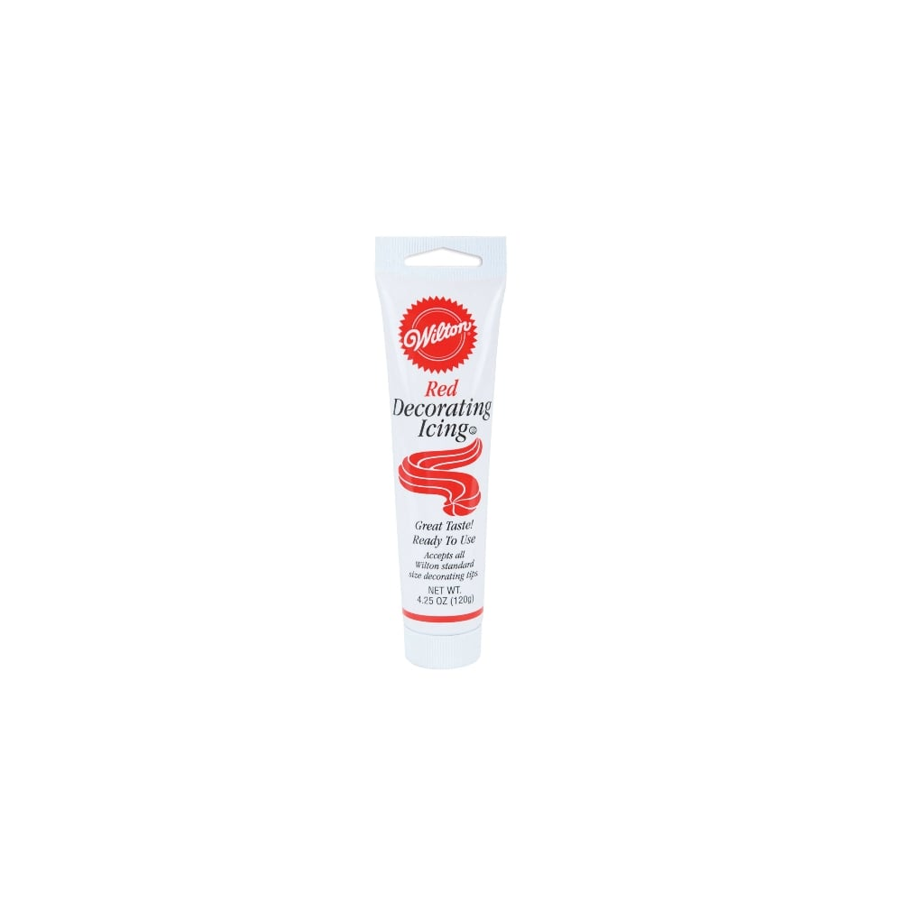 Home Cake Decorating Supply Co: Red Decorating Icing
