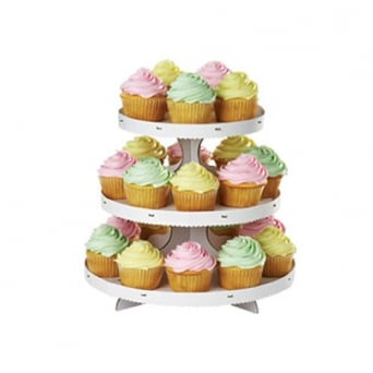Three Tier Cupcake Stand