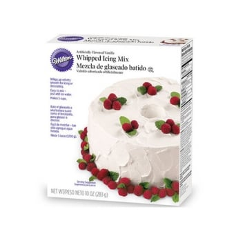 White – Whipped Vanilla Icing Mix