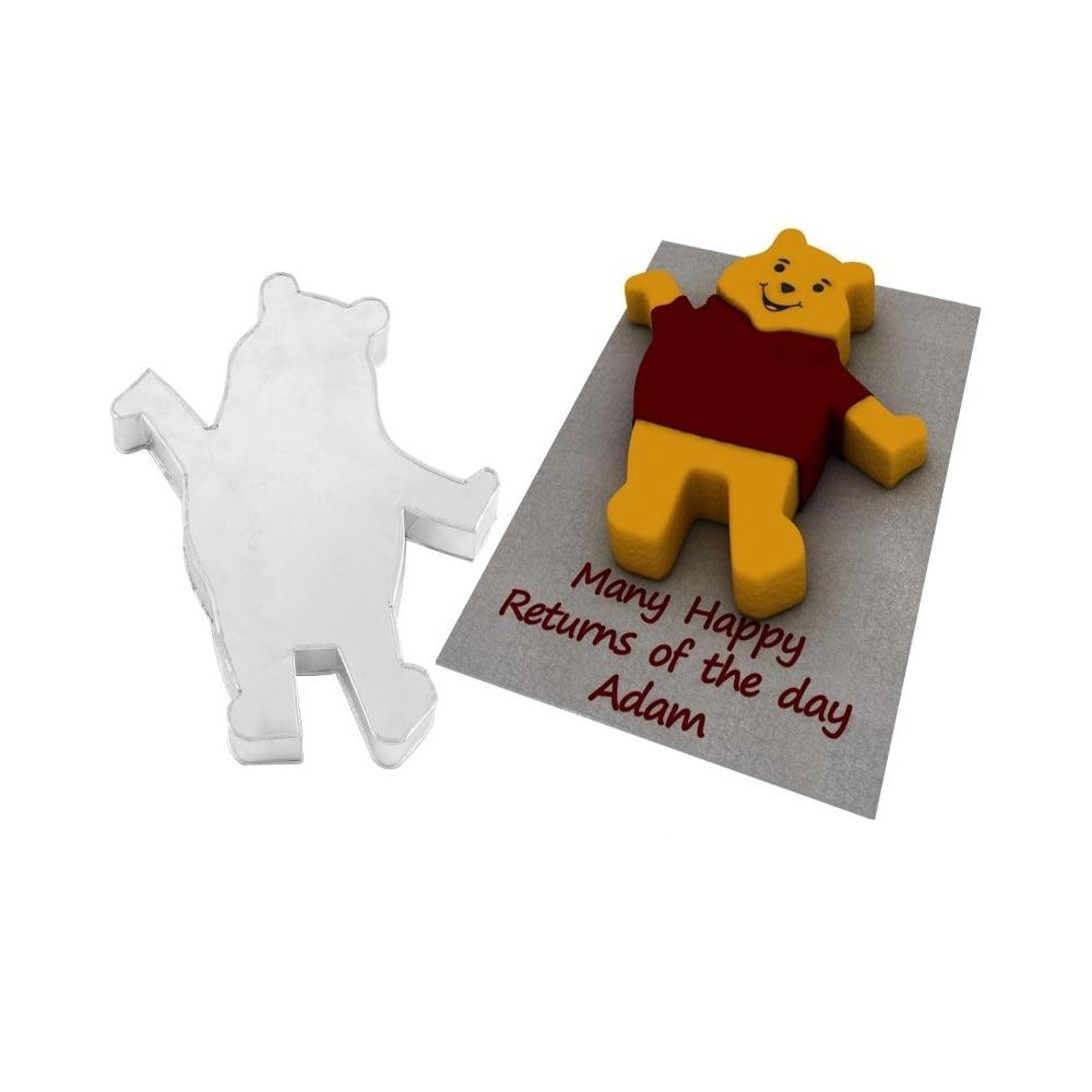 Winnie The Pooh St Birthday Cake Pan