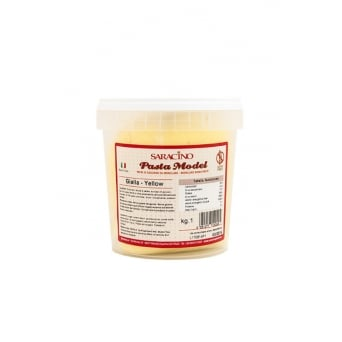 Yellow - Modelling Paste 1KG
